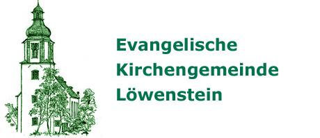 Logo Evangelische Kirchengemeinde Löwenstein